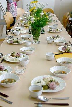 薬膳とスープの会6月②
