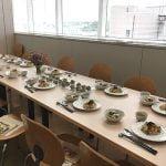 薬膳教室胡桃の庭 料理10月